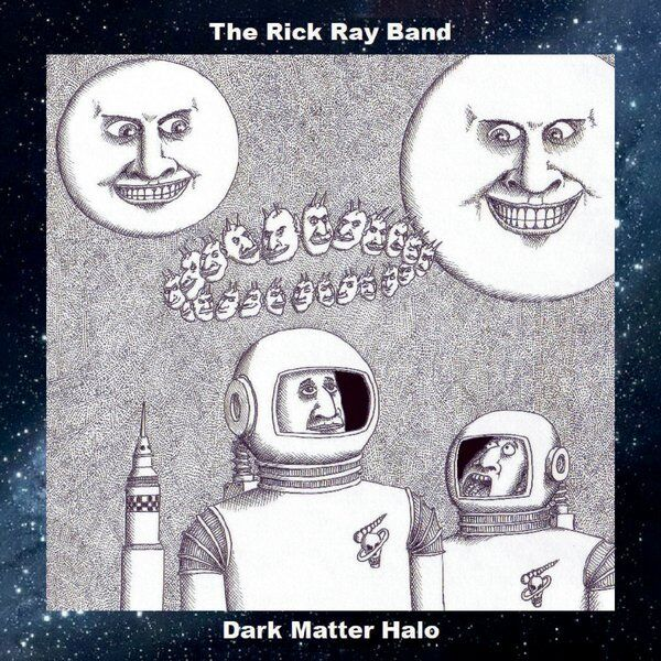 Cover art for Dark Matter Halo